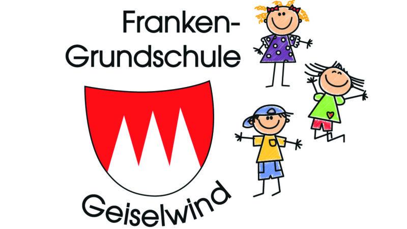 Logo Der Drei-Franken-Grundschule Geiselwind