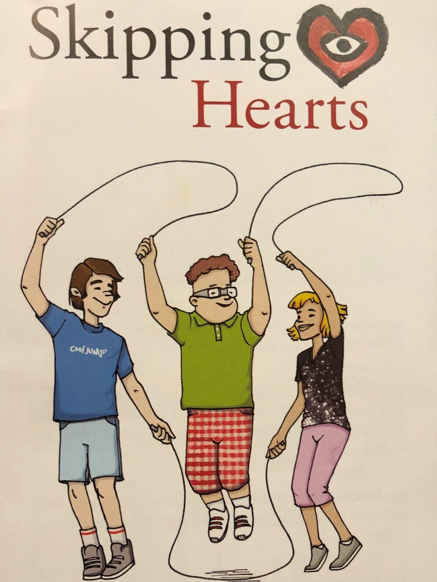 Skipping Hearts - Seilspringen An Der Drei-Franken-Grundschule Geiselwind