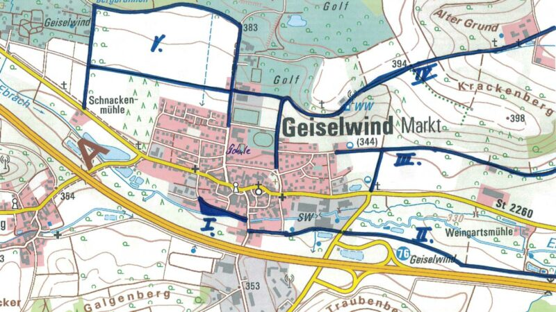 Tour De Müll 2021 In Geiselwind